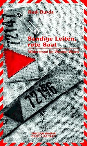 Cover Rudi Burda Sandige Leiten, rote Saat  Th.Kramer Verlag